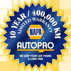 NAPA-Auto-Pro-10-400-Warranty